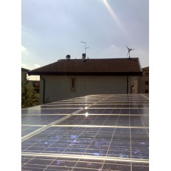 GRID CONNECTED PHOTOVOLTAIC SYSTEM