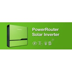 GRID INVERTER 3 kW with BATTERIES / BACK UP
